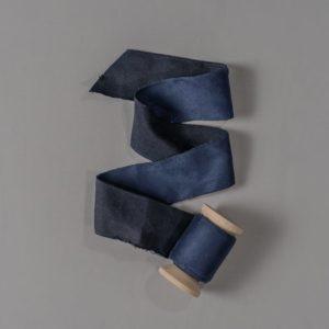 Nastro in velluto, blu di prussia, by dream on wedding