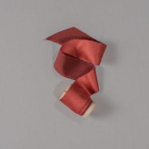 Nastro in velluto, rosso pompeiano, by dream on wedding