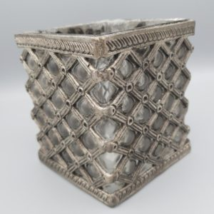 Lanterna Metallo Lavorato Marocco 2